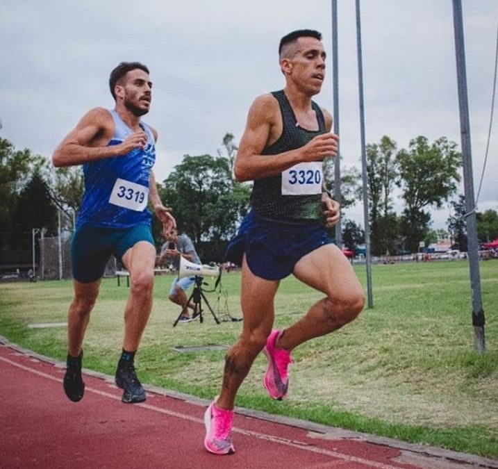 Molina y Maldonado brillantes en los 5.000