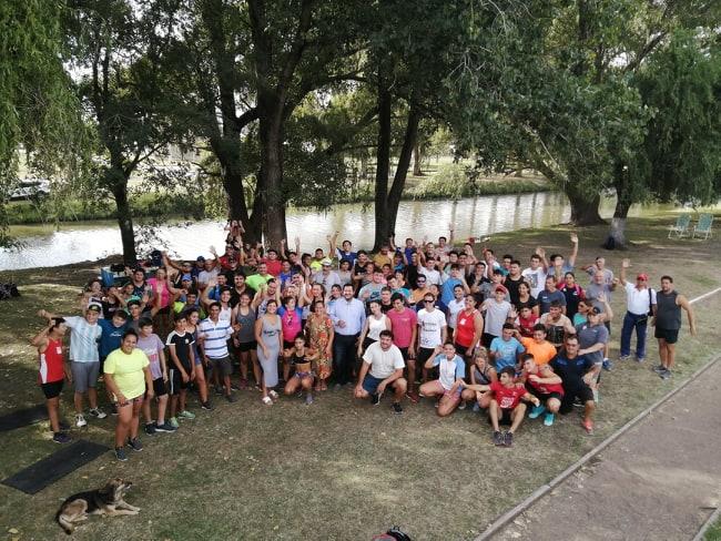 Festival de lanzadores ¨Germán Lauro¨