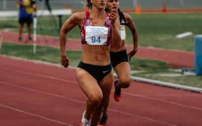 Lamboglia: triple medallista de oro