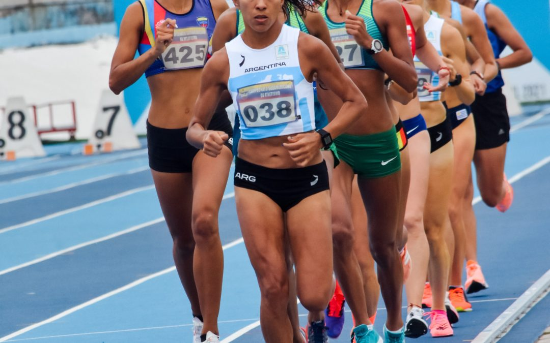 Marcela Gómez quinta en los diez mil metros