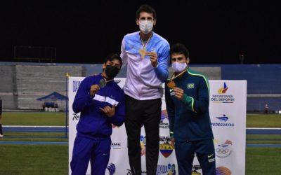 Cuarto título sudamericano para Chiaraviglio