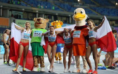 Mundial de Relevos: Polonia ganó el campeonato