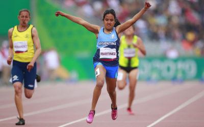 El atletismo adaptado rumbo a Tokio